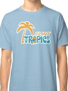 Flint Tropics Retro Classic T-Shirt