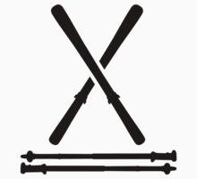 Ski equipment by Designzz