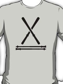 Ski equipment T-Shirt
