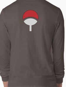 Klan Uchiha Long Sleeve T-Shirt