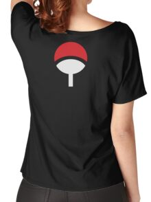 Klan Uchiha Women's Relaxed Fit T-Shirt
