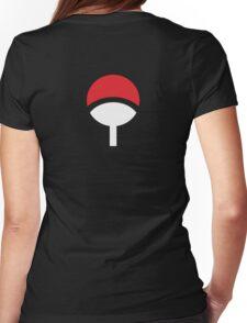 Klan Uchiha Womens Fitted T-Shirt