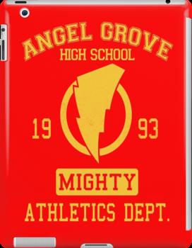 Angel Grove H.S. by johnbjwilson