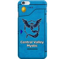 Central Valley Mystic iPhone Case/Skin