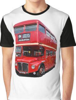 London Bus T & Hoodie Graphic T-Shirt