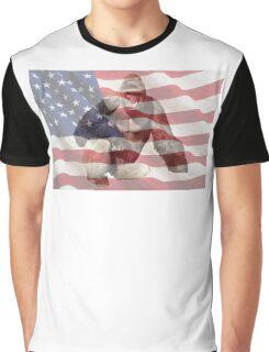 Harambe The American Dream T-Shirt Graphic T-Shirt
