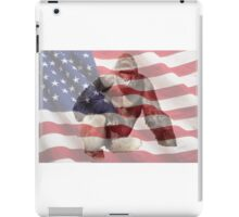 Harambe The American Dream T-Shirt iPad Case/Skin