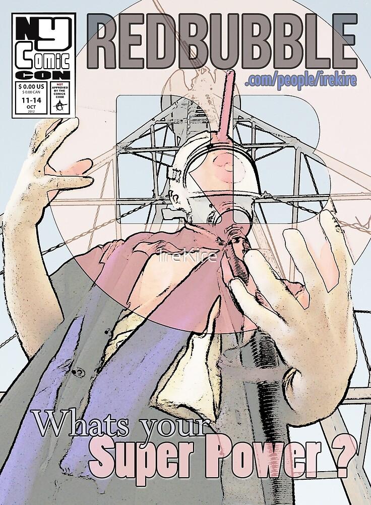 New York Comic Con Poster Contest by IreKire