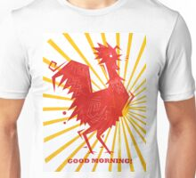 Buffalo Factory -Rooster Unisex T-Shirt