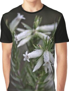 Flower Macro at Australian National Botanic Garden/Canberra Graphic T-Shirt