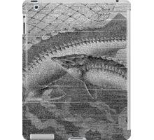 Gator Gar  iPad Case/Skin