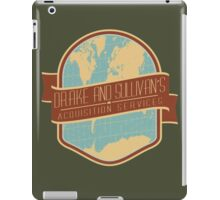 Drake and Sullivan's iPad Case/Skin