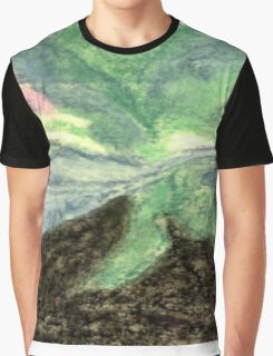Colours Across the Sky Graphic T-Shirt