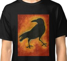 Gilded Raven Silhouette Classic T-Shirt