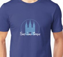 Magical Salt Lake Temple Shirt Unisex T-Shirt