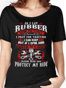 Mechanic Labour Rate Women's Relaxed Fit T-Shirt