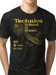 dj shirt Tri-blend T-Shirt