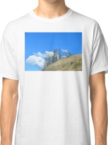 At The End Of The World Classic T-Shirt