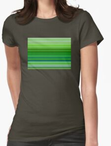50 Shades of GREEN - Living Hell Womens Fitted T-Shirt
