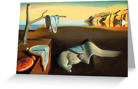Persistence of Memory by Remus Brailoiu