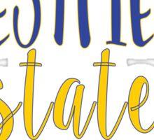 Westfield State University Sticker