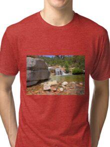 The Cavu valley  Tri-blend T-Shirt