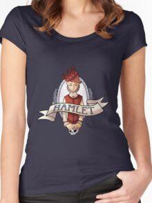 Hamlet Women's Fitted Scoop T-Shirt