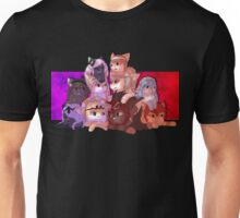Fire Emblem Cats Unisex T-Shirt