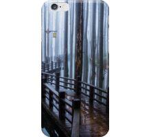 Walk The Planks iPhone Case/Skin