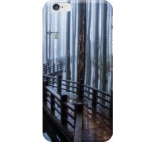 Walk The Planks iPhone Case/Skin