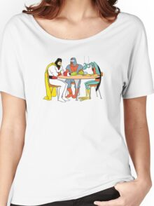 Space Ghost Coast to Coast Women's Relaxed Fit T-Shirt