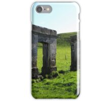 Parts of the Past iPhone Case/Skin