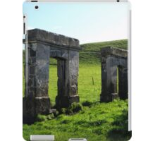 Parts of the Past iPad Case/Skin