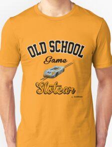 Oldschool game Slotcar Unisex T-Shirt