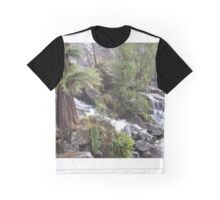 St Columba Falls Graphic T-Shirt