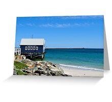 Busselton Jetty Western Australia Greeting Card