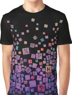 Storybook Set - Neon Graphic T-Shirt