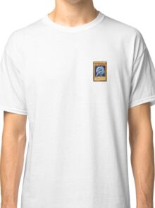 Yu Gi Oh Blue Eyes White Dragon Classic T-Shirt