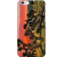 Joshua Trees  iPhone Case/Skin
