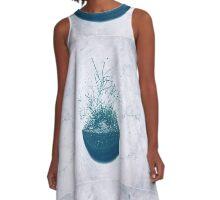 Carnivorous A-Line Dress