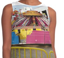 Trabant Gillians Wonderland Casino Spin-Cycle Contrast Tank