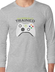 Classically Trained Xbox Long Sleeve T-Shirt