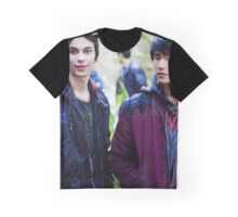 the 100 | Jasper and Monty 1 Graphic T-Shirt