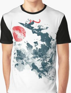 Go!Go! Surf time! Graphic T-Shirt