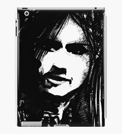 Dark girl iPad Case/Skin