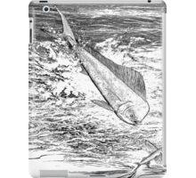 Now who is Top Gun? iPad Case/Skin
