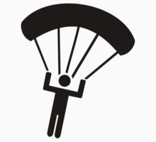 Skydiving icon by Designzz