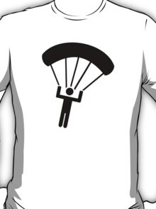 Skydiving icon T-Shirt