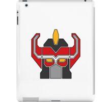 Transformers meets Megazord!  iPad Case/Skin