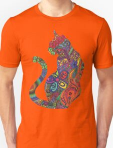Cat Rainbow Unisex T-Shirt